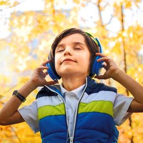 La musicoterapia come rimedio per l'ansia nei bambini