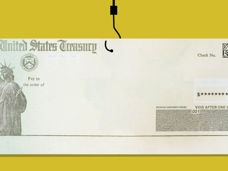 How To Spot A Stimulus Check Scam