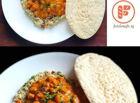 Chickpea Curry - In Partnership with The Simpler Living