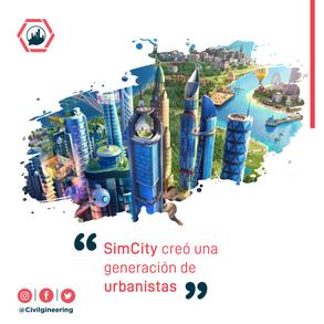 SimCity creó una generación de urbanistas