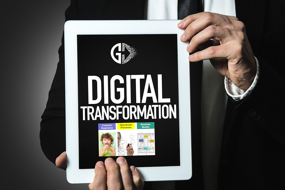 Digital Transformation by Going Digital