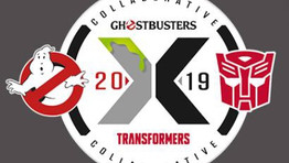 The Transformers are about to meet the Ghostbusters