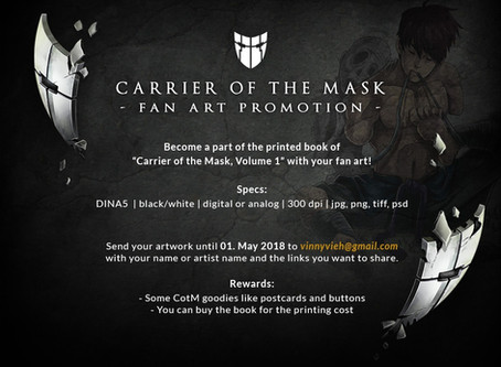 Fan art promotion