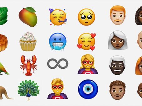 Apple anuncia 70 nuevos emojis