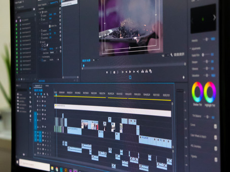 The mystery of the editing process