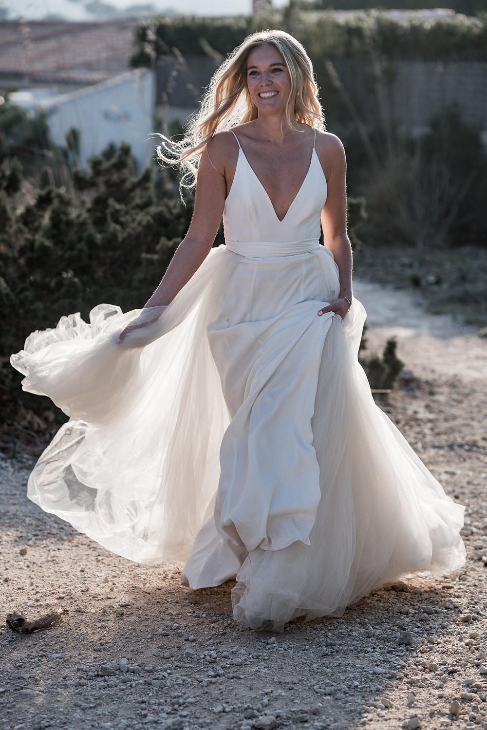 Mallorca Hochzeitsfotograf Cap Formentor Sa Calobra  Brautpaarshooting