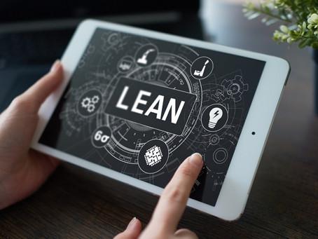 Você já ouviu falar sobre Lean?