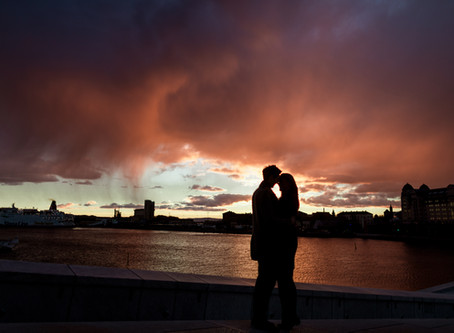 Forlovelsesfoto / Operataket