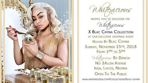 'Whitenicious': Why Blac Chyna's promotion of this skin lightening cream has caused controversy.