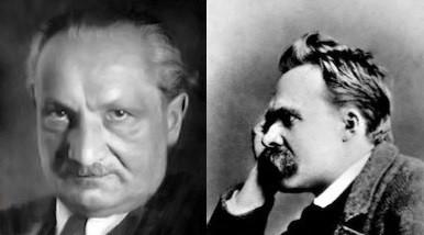 «Quasi due millenni e non un solo nuovo dio!» | Heidegger e Nietzsche: un occultamento metafisico?