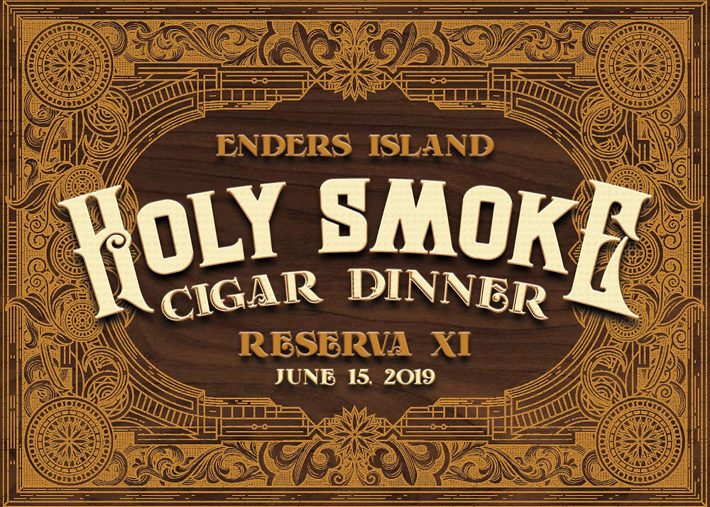 Enders Island Holy Smoke 2019