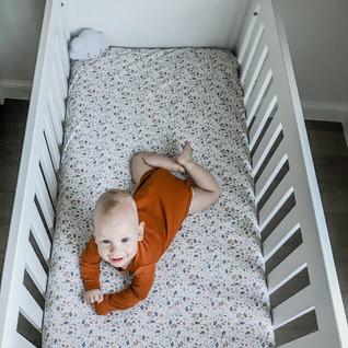 """""""Slaapt ze nu nog niet in haar eigen kamer?"""""""