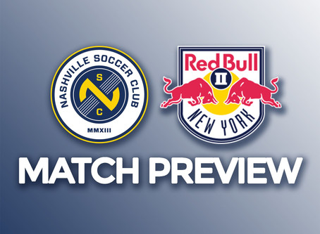 Preview: Nashville SC vs NYRB II
