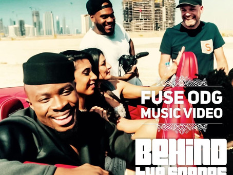 FUSE ODG THINKING ABOUT U MUSIC VIDEO