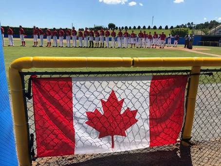 Darvill Homers as Canada beats Panama in opener of Pan Am Games baseball qualifier
