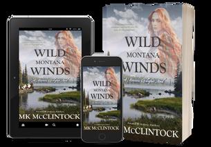 New Historical Western Romance: Wild Montana Winds