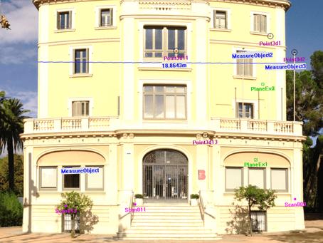 Scanphase digitaliza ejemplo de arquitectura indiana: casa de Eduardo Conde