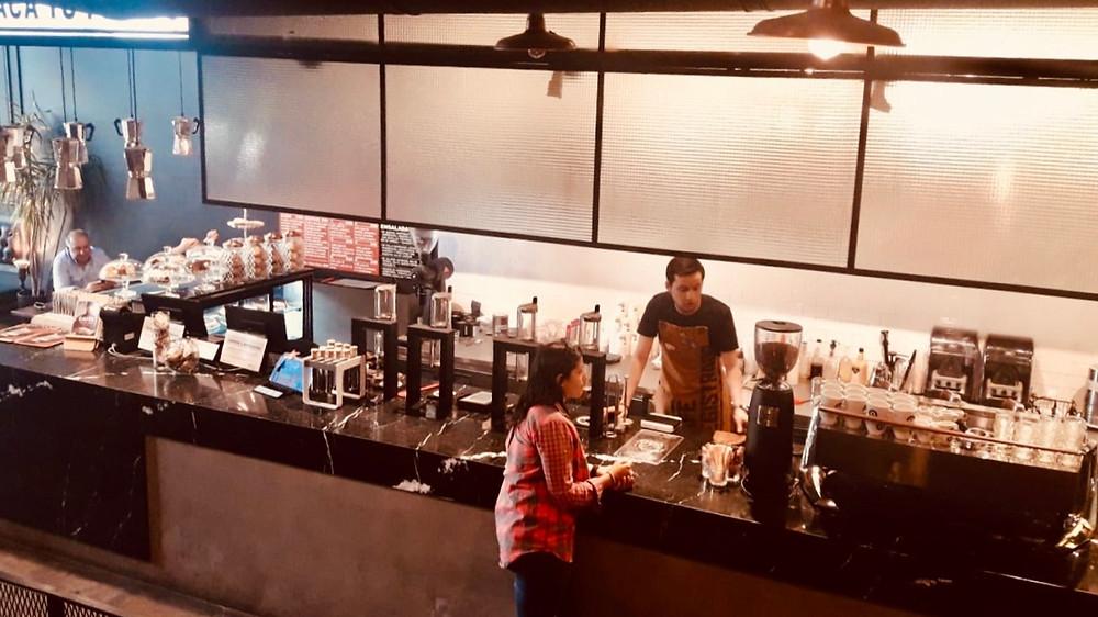 Specialty Coffee Bar