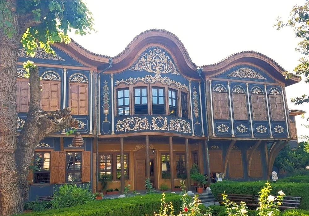 musée ethnographique de Plovdiv