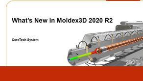 Moldex3D Update 소식 - 2020 R2 출시