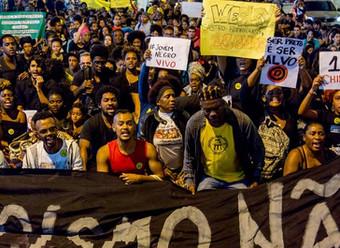 A juventude negra quer viver