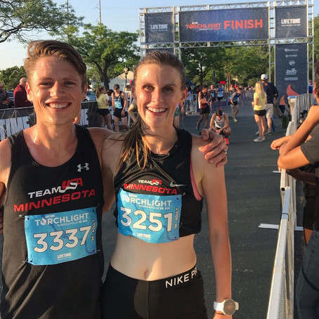 Katy and Tyler Jermann to Compete in theTCS New York City Marathon on Nov. 3