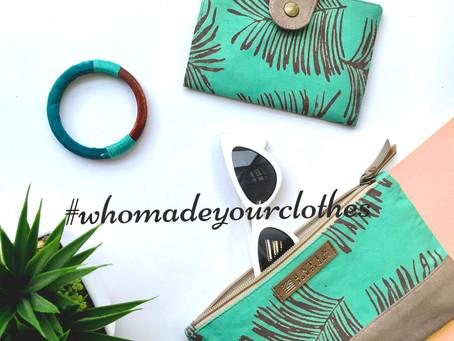 Batik Boutique's 2020 Spring Collection asks Who Made Your Clothes