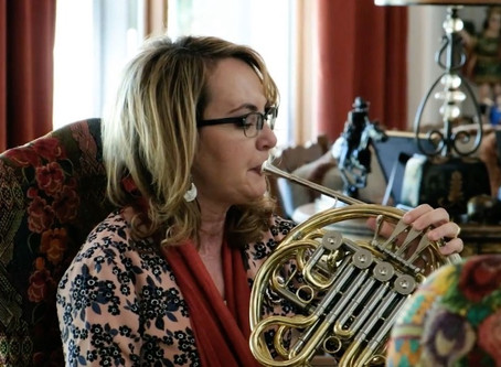 Gabby Giffords-French Horn DNC 2020