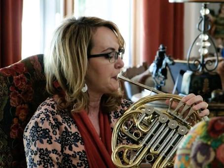 Gabby Giffords-French Horn DNC 2020