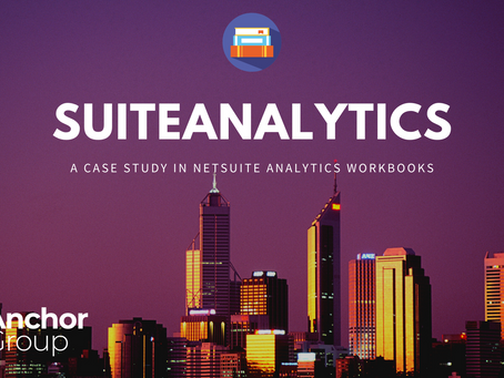 Marketing More Efficiently with NetSuite: A Case Study in NetSuite Analytics Workbooks