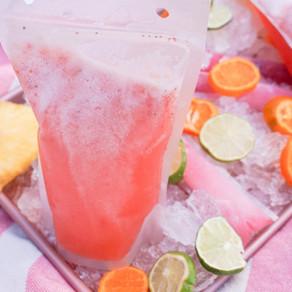 The Best Rosé Cocktail Pouch