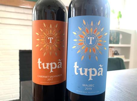The Tupa Line