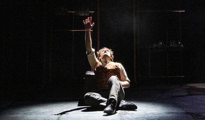 Edward Harrison as Jekyll