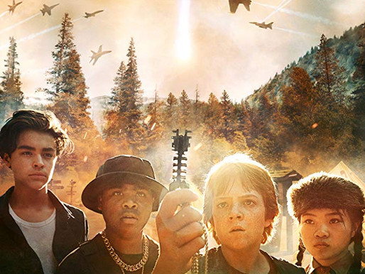 Rim of the World Netflix film review