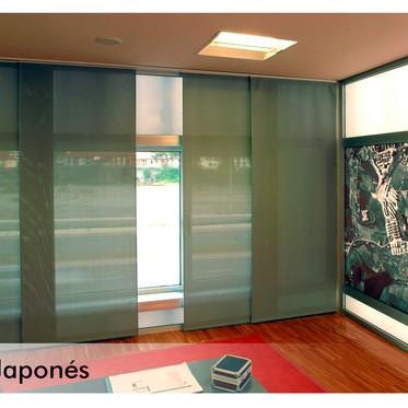Una solución diferente e innovadora para ventanales o vestibular espacioso