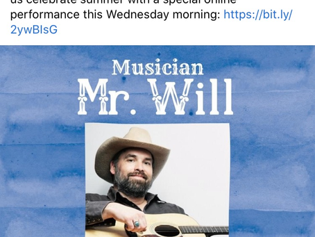Mr. Will Next Wednesday