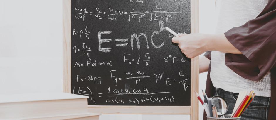 """""""Bir"""" Entellektüelin Matematik Çerçevesi"""
