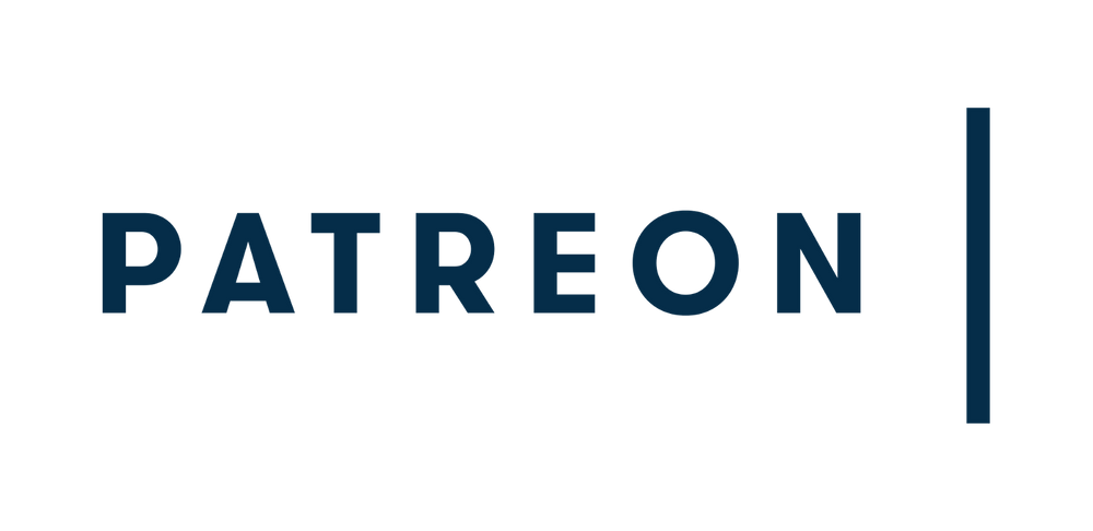 Patreon text logo