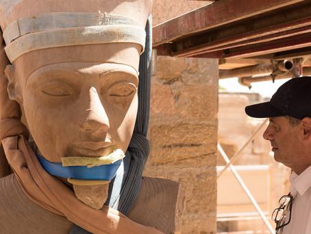 Амон, Тутанхамон и французы в Карнаке