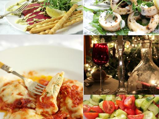RECIPES: A Vegan Italian Christmas Feast.
