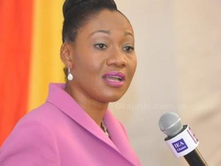 EC Accuses NDC Of Peddling Falsehood To Tarnish Its Image