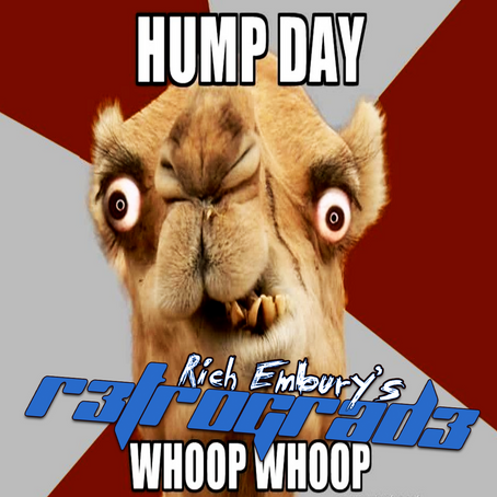 (Podcast) Hump Day Hard Rockers  - Rich Embury's R3TROGRAD3