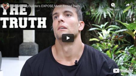 Vegan bodybuilders expose meat-based diets