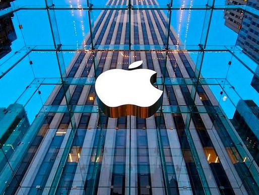 Apple alcanza la cifra histórica de 2 billones de dólares