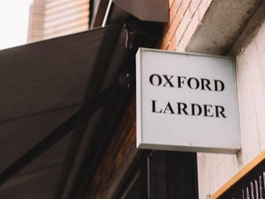 Support Local: Oxford Larder