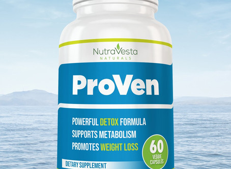 NutraVesta ProVen Detox Bodybuilding Supplement Reviews