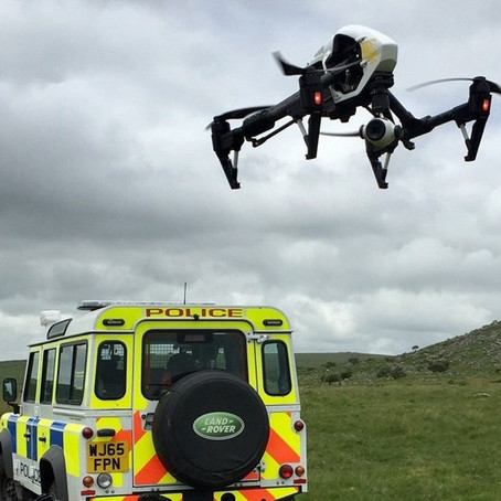 New Drone Powers for Police