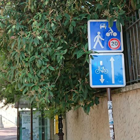 La rue Alexandre Coutureau devient une zone de rencontre