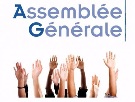 Assemblée Générale samedi 12 octobre