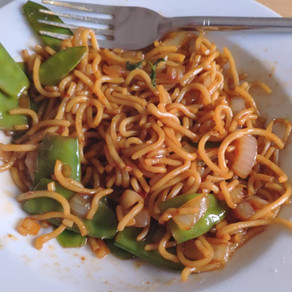 Chinese Takeaway Noodles